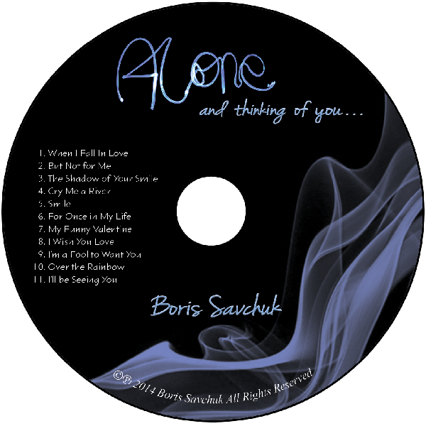 alone cd cover